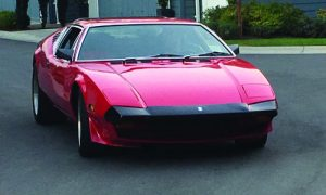 A 1972 De Tomaso Pantera that the author recently flipped. This particular vehicle appeals to a number of different collector markets, including collectors of muscle cars and '70s era vehicles.