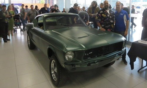 Bullitt Mustang Found Rotting In Mexican Junkyard After Nearly 50 Years Bodyworx Magazine
