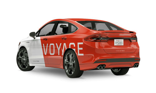 'Voyage' is hoping to revolutionize autonomous travel in less than half a decade.