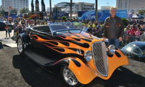 Bobby Alloway of Alloway's Hot Rod Shop will serve as one of the panelists for 'Builder Peer-spectives: Resto, Hot Rod, Off-Road, Tuner (BD3),' one of the builder-focused courses at the 2017 SEMA Show.