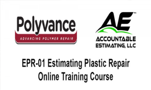Plastic Repair with Polyvance